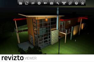 Revizto's developer, Vizerra, applies 3D technology originally designed for video games to generate project visualizations for the design/build industry. Improvements for version 1.2 of the software, which converts BIM or SketchUp files to 3D interactive environments, include X-ray and transparent view modes, visibility filtering by object type, real-time chatting, smoother viewer navigation, and an updated user interface. Onscreen navigation cues and a help screen also improve usability. The software also starts up faster when in use with large models. The upgrade is free for users currently licensed to use the full software version, which is compatible with PCs. Revizto files can be uploaded to the cloud or used as standalone files. The developer also offers free apps for iPad and Android devices.