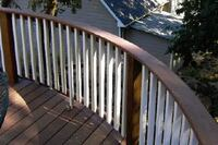 Awesome Site-Built Railings