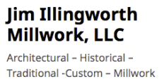 Jim Illingworth Millwork Logo