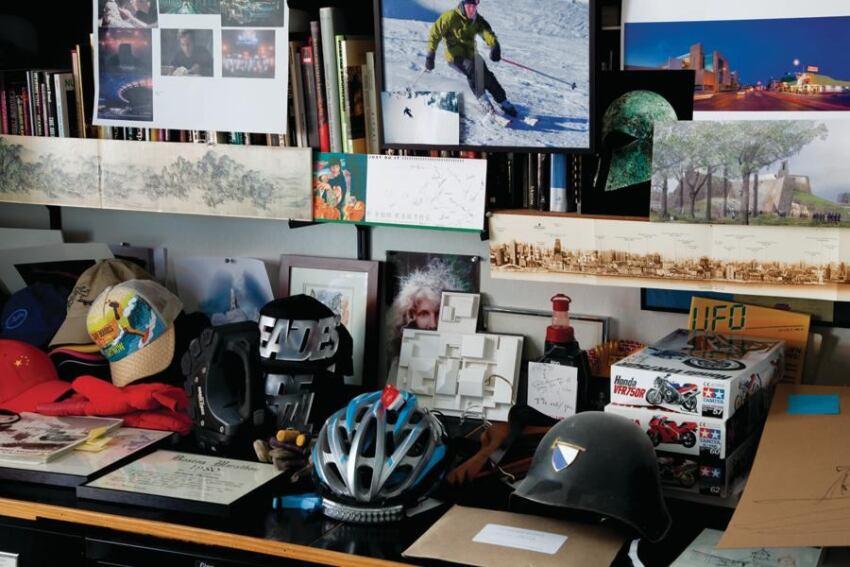 Studio Visit: Antoine Predock