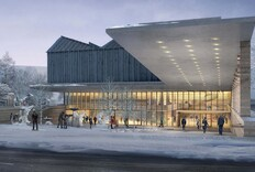 Adjaye Associates and AB3D Picked to Design the Latvian Museum for Contemporary Art