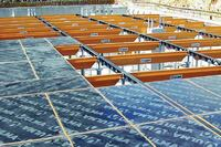 Ulma Form Works Inc. Support Deck Slabs with the CC-4 Horizontal Formwork