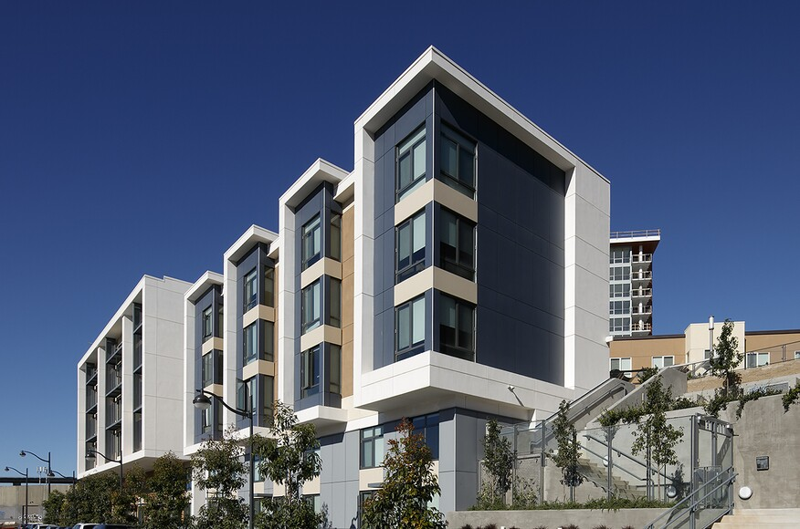 Mission Bay Block 11 San Francisco Architect Magazine
