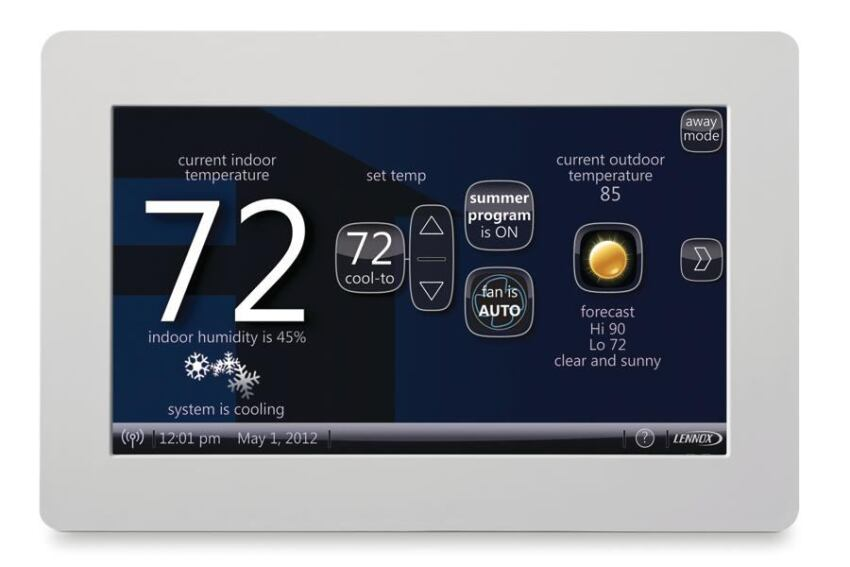 Smart Thermostat from Lennox