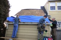 Fixing a Wet Roof