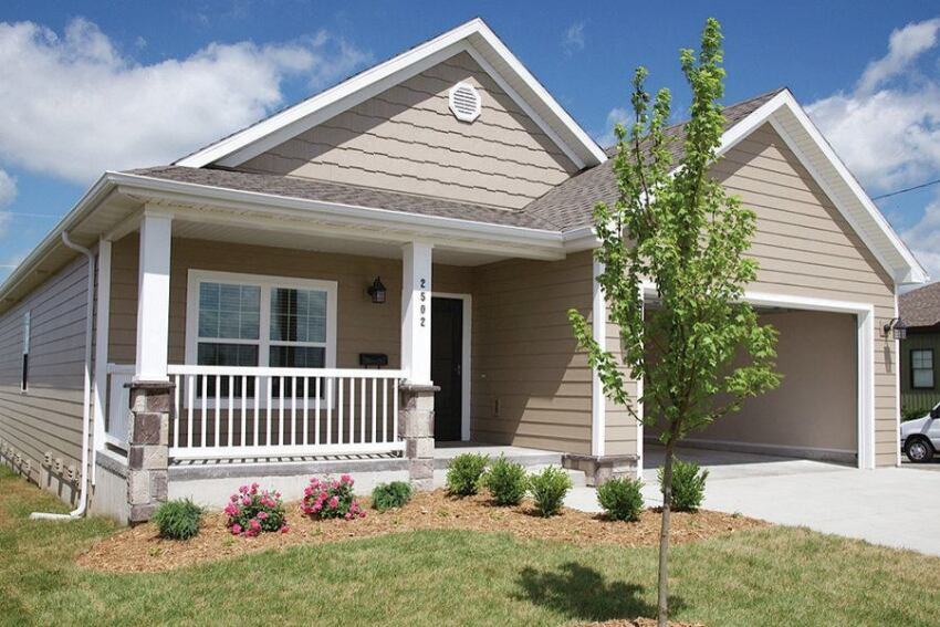 Single-Family Homes Rebuilt in Joplin