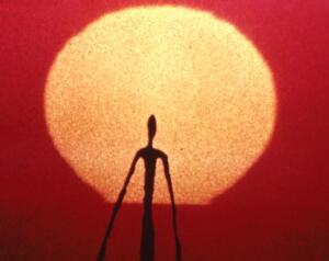 OBJECTWhy Man Creates documentary  ARTIST Saul Bass  DATE1968  PRICE $125  SOURCEwww.pyramidmedia.com