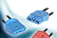 Mini power connectors  from Anderson Power Products