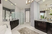 What Boomers Love About These Luxe Bathrooms