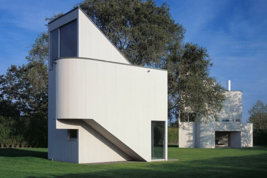 Esto Gallery: Gwathmey Siegel & Associates Architects