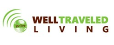 Well Traveled Living Logo