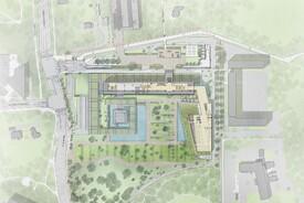 World Health Organization Headquarter expansion -Geneva-Switzerland