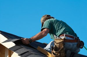 Residential roofing crews often ignore OSHA roof-safety rules.