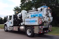 Vactor HXX ParaDIGm Vacuum Excavator Truck Named Top 100 Finalist for 2016 Chicago Innovation Awards