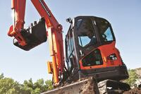 Doosan DX63-3 and DX85R-3 Excavators