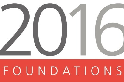 Foundations 2016: Data. Digital. Disruption.