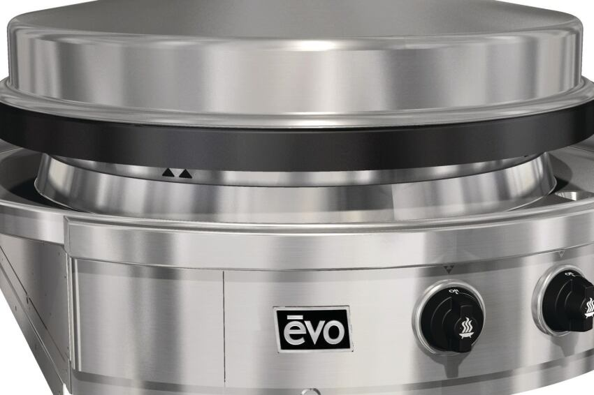 Danver Stainless Steel Cabinetry's Evo Affinity Classic Grill