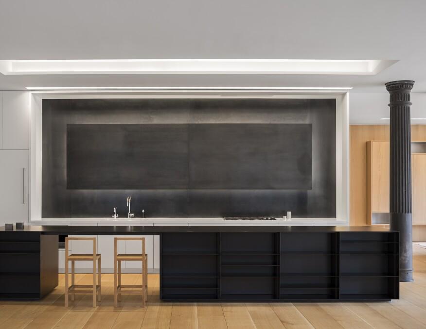 Photographer's Loft, Desai Chia Architecture, New York