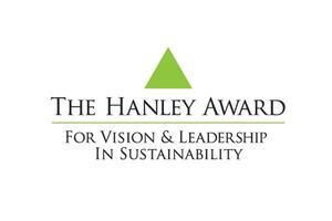 Announcing the 2014 Nominees for The Hanley Award for Vision and Leadership in Sustainability