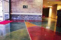 DuraFloor Concrete Overlay