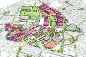 Tecnológico de Monterrey Urban Regeneration Plan