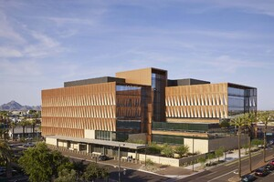 The University of Arizona Cancer Center at Dignity Health St. Joseph's Hospital and Medical Center