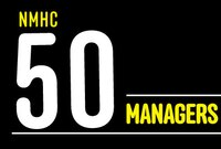 NMHC 2016 Top 50 Apartment Managers