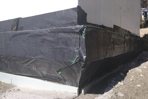 A Case Study in Foundation Waterproofing Failure