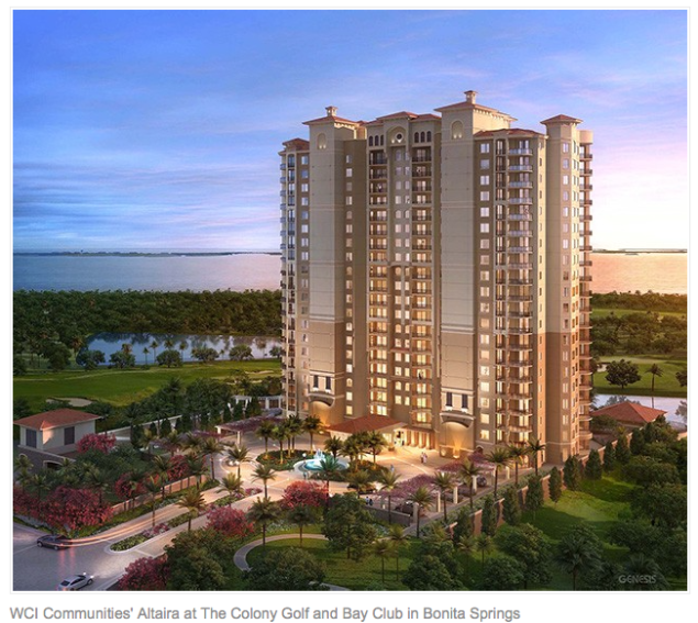 WCI, Once a Condo King, Starts First Condo Tower Since 2007