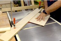 Raised Panels With a Table Saw