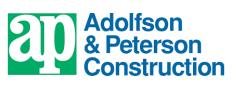 Adolfson & Peterson Construction Logo