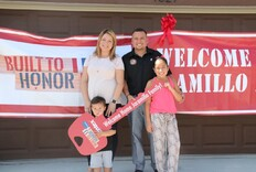 For 40th Time, Built to Honor Builds Home for Vet