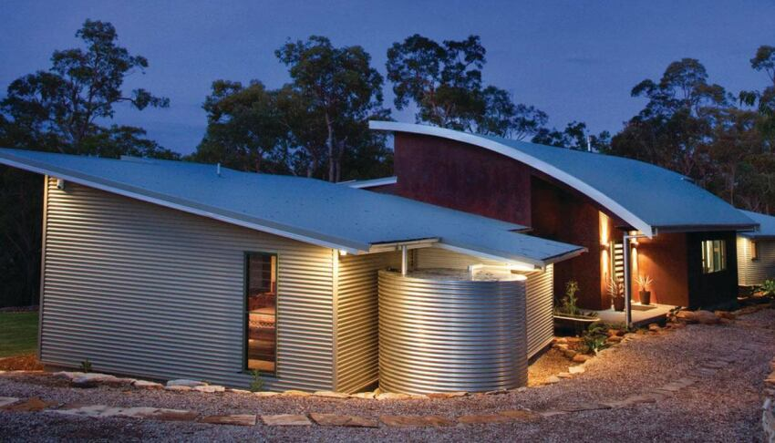 Case Study: Self-Sufficient Custom Home in New South Wales, Australia