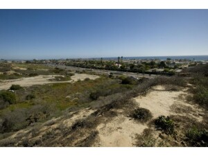 Banning Ranch's site in Newport Beach, Calif.
