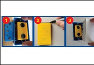 Blind Mark Drywall Locator Tool
