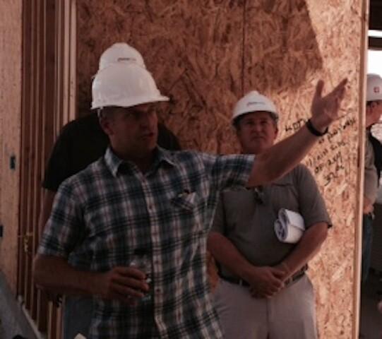 Klif Andrews, Pardee Homes Las Vegas division president