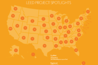 Top 20 States for LEED-Certified Industrial Projects