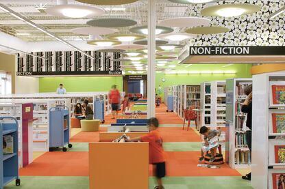 McAllen Main Library