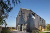 A Barn-like Passive Home in Rural Britain