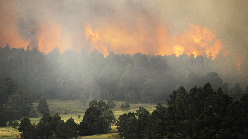 Colorado Wildfire: Two dead, hundreds of homes destroyed