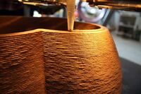 Using Additive Manufacturing to Build With Materials Sourced From the Jobsite