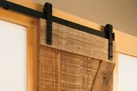 Real Carriage Barn-Style Door Kits