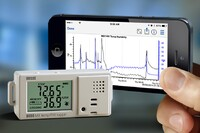 Bluetooth Smart Temperature-Humidity Data Logger