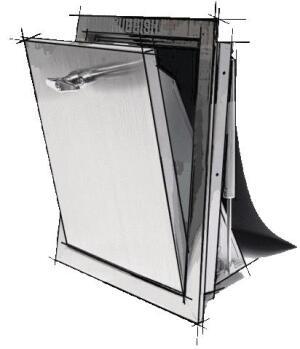 Remodeling | Countertops, Detail, Kitchen, Metal, Houston-Sugar Land