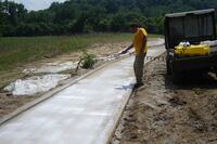 New study completed on natural trail surface materials