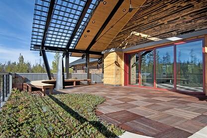 Fraser Home, Colorado Zero Net Energy Home