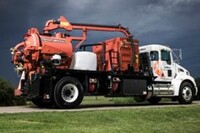 Air excavation machines from Ditch Witch
