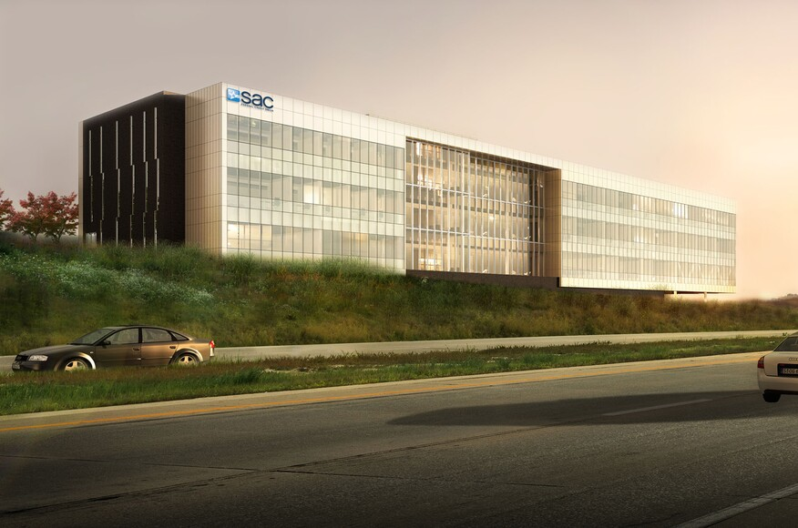SAC Federal Credit Union New Corporate Headquarters