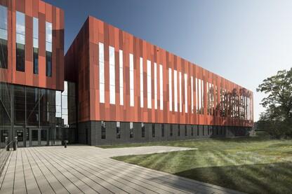 Intelligence Community Campus | Centrum