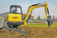 Wacker Neuson's Increase Compact Excavator Efficiency